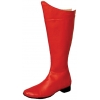 Boot Super Hero Red Men Medium
